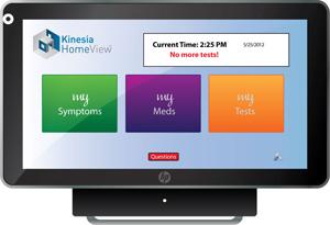 Telemedicine for home assessment